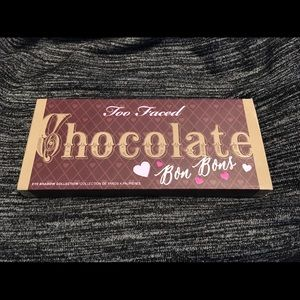 Other - Too Faced eyeshadow palette chocolate bon bons
